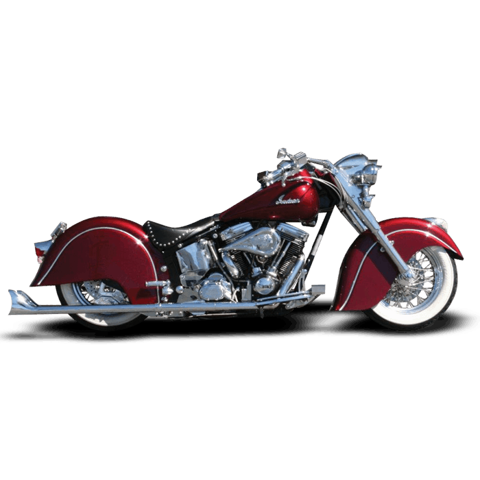 Simple Air Ride System For Indian Chief