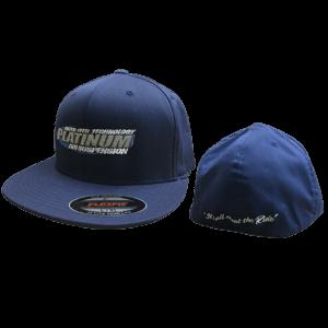 Platinum Fitted Hat