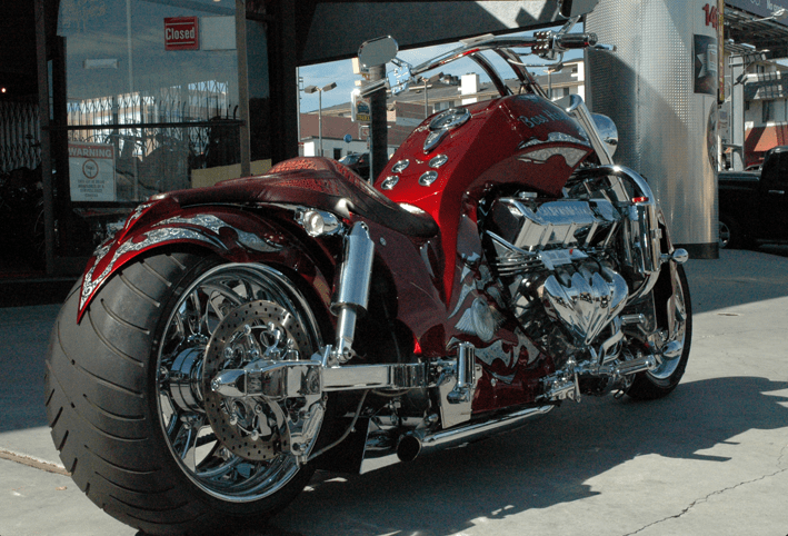 Used Honda Motorcycles >> Boss Hoss Motorcycle Photo Gallery - Platinum Air Suspension