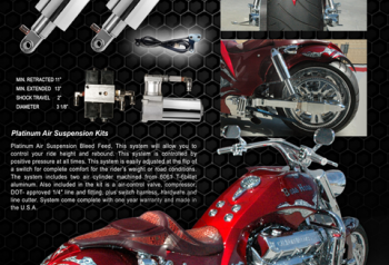 Harley Davidson Used >> Boss Hoss Motorcycle Photo Gallery - Platinum Air Suspension
