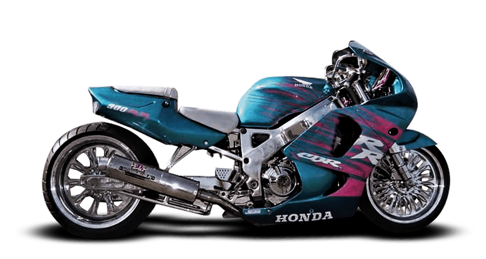 Honda Air Ride - CBR
