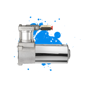 97C Air Compressor Kit Chrome