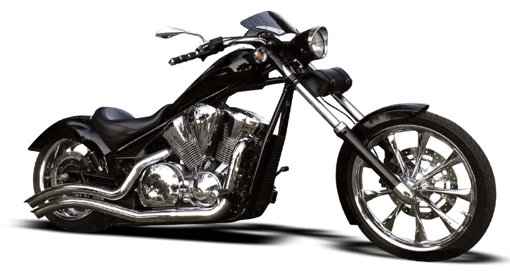 Honda Custom Bagger Gallery