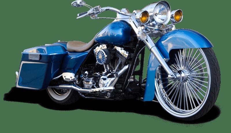 Harley Custom Bagger Gallery