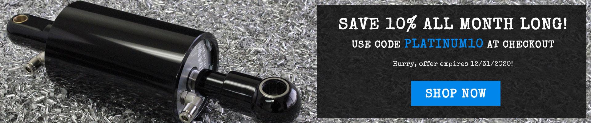 Save 10% Through December - Shop Now