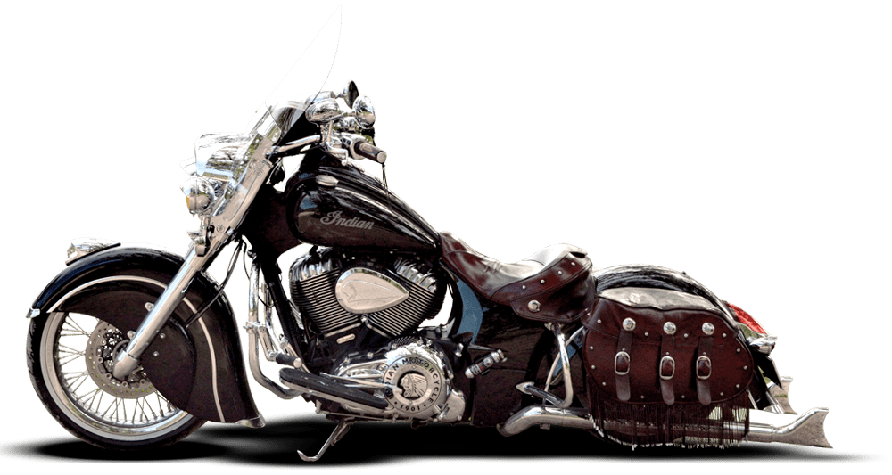 Indian Custom Bagger Gallery