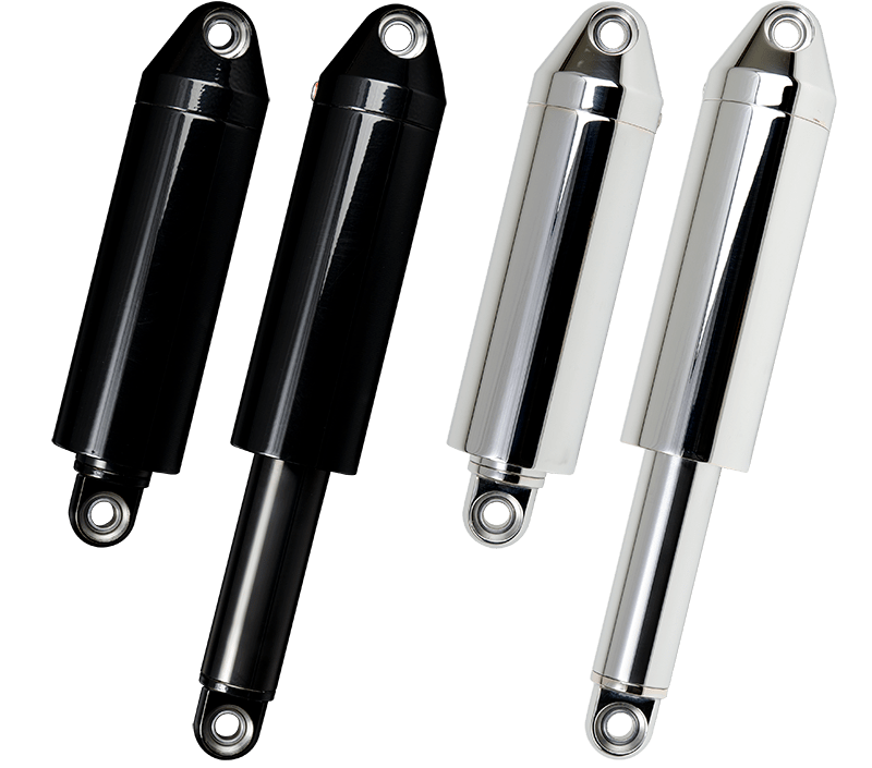 Best Harley Bagger Suspension