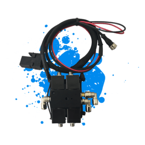 Control Valve For Front and Rear Applications