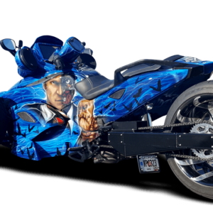 Can-Am Spyder Air Ride
