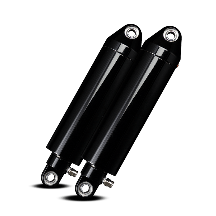 Air Suspension for Harley Davidson V-Rod