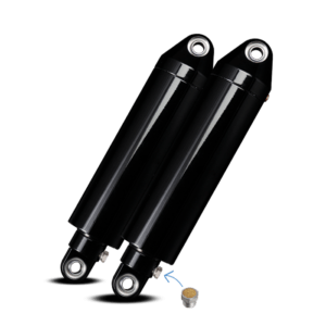 Simple Air Ride Suspension Kit for Harley V-ROD