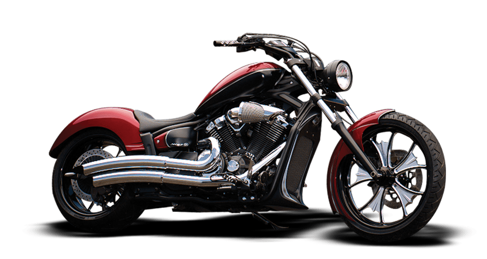 Yamaha Custom Bagger & Motorcycle Gallery