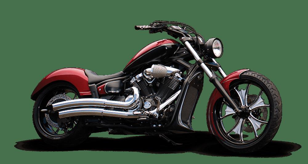 Yamaha Custom Bagger & Motorcycle Gallery